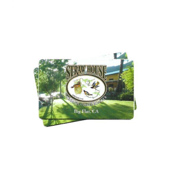 strawhouse coffee gift card